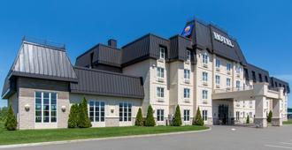 Comfort Inn & Suites Levis / Rive Sud Quebec city - Levis - Edificio