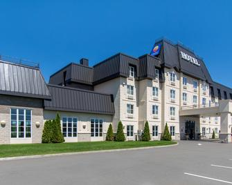 Comfort Inn & Suites Levis / Rive Sud Quebec city - Levis - Gebouw