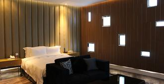 All-Ur Boutique Motel-Yi-Lan Branch - Ilan - Schlafzimmer