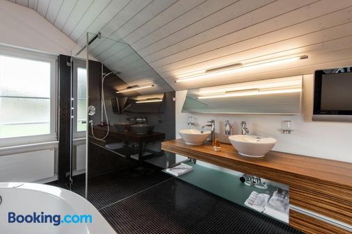 Hotel Thorenberg - Lucerne - Bathroom