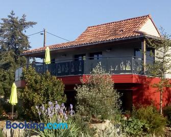 Homgaïa chambres d'hôtes - Clisson - Building