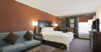Hampton Inn Chicago-Midway Airport - Bedford Park - Bedroom