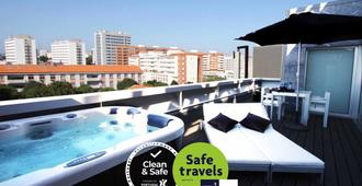 Bessa Hotel - Porto - Varanda