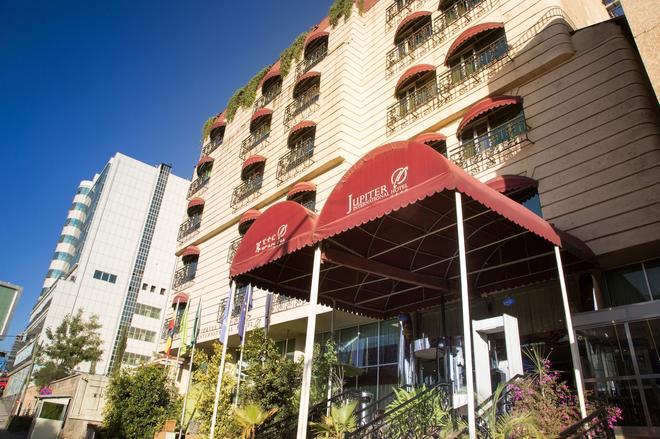 伯樂木星國際酒店 - 阿迪斯阿貝巴 - 阿迪斯阿貝巴 - 建築