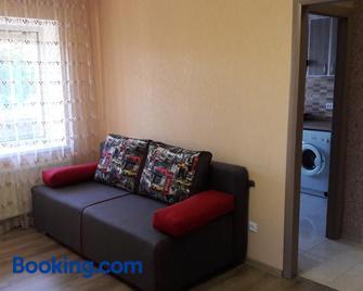 Apartment on the World - Cherkassy - Living room
