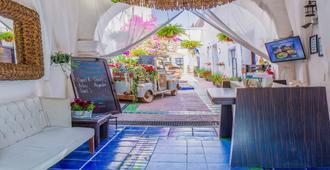Moss Hotel & Spa - Santiago de Querétaro - Patio