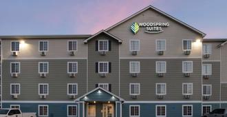 Woodspring Suites Oklahoma City Northwest - אוקלהומה סיטי - בניין