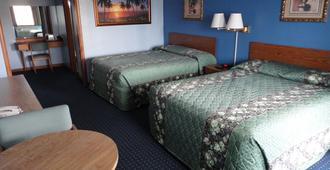 Sands Motel - Dalhart - Bedroom