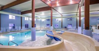 Holiday Inn Express Wisconsin Dells - Wisconsin Dells - Piscina