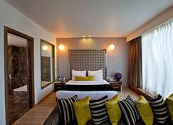 The Altius A Boutique Hotel - Chandigarh - Bedroom