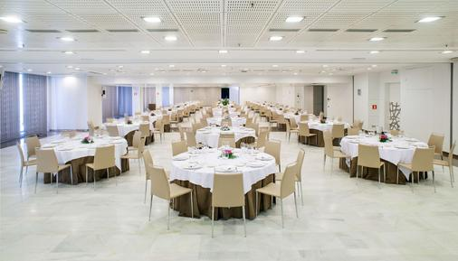 NH Collection Madrid Eurobuilding - Madrid - Banquet hall