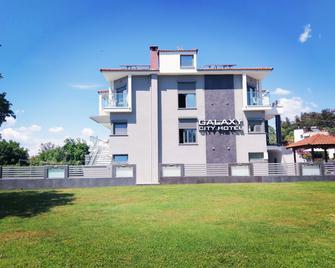 Galaxy City Hotel - Thasos - Building