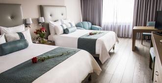 Best Western Plus Gran Hotel Morelia - Morelia - Schlafzimmer
