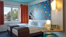 B&B Hotel München City-Ost - Munich - Bedroom