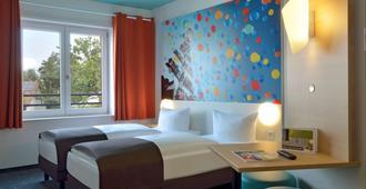 慕尼黑市東住宿加早餐酒店 - 慕尼黑 - 臥室