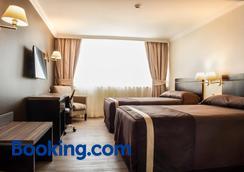Hotel Diego de Almagro La Serena - La Serena - Bedroom