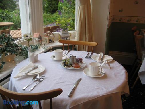 Rockvale House - Lynton - Dining room