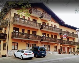 Pennar Hotel - Asiago - Building