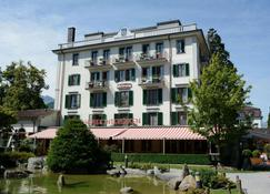 Hotel Interlaken - Interlaken - Bygning