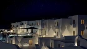 Absolut Mykonos - Μύκονος - Κτίριο