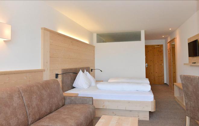 Hotel Fernblick - Bressanone/Brixen - Makuuhuone