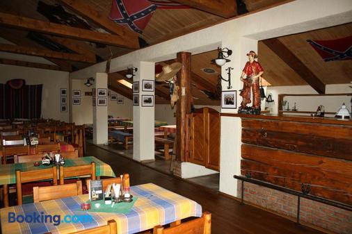 Steak Restaurant Penzion Country Saloon - Klatovy - Balcony