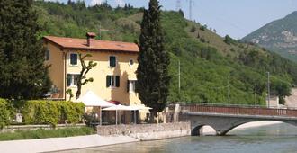 Relais San Michele - Costermano - Vista del exterior