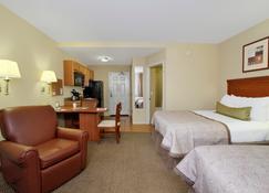 Candlewood Suites Norfolk Airport - Norfolk - Bedroom
