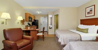 Candlewood Suites Norfolk Airport - Norfolk - Phòng ngủ