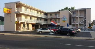 Bay Breeze Motel - Seaside Heights - Rakennus