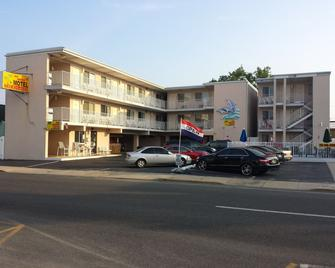 Bay Breeze Motel - Seaside Heights - Building