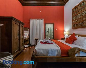 Villa Mulyono - Batu - Bedroom
