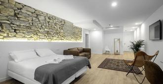 Sansebastianforyou / 32 De Agosto Rooms - San Sebastian - Yatak Odası