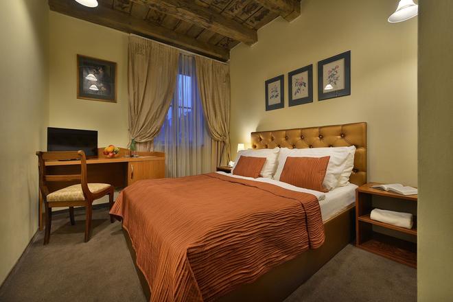 Hotel U Tri Pstrosu - Prague - Bedroom