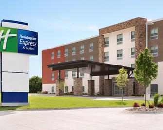 Holiday Inn Express & Suites Savannah N - Port Wentworth - Port Wentworth - Gebäude