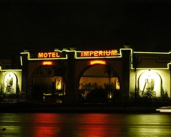 Motel Imperium Adults Only - Osasco - Building