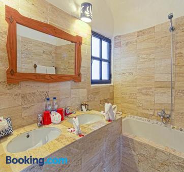 Hotel Atlantis - Las Terrenas - Bathroom