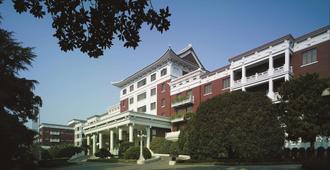 Shangri-La Hotel Hangzhou - Hangzhou - Building