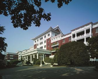Shangri-La Hotel, Hangzhou - Hangzhou - Gebäude