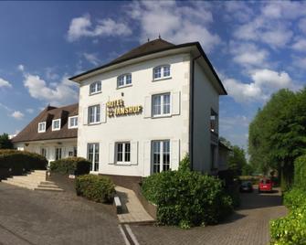 Hotel St-Janshof - Waregem - Gebouw