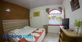 Cosmopolitan Hostel - Recife - Bedroom