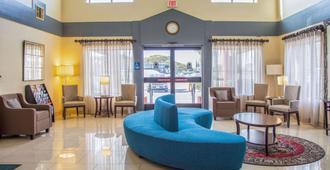 Quality Inn Merced Gateway to Yosemite - Merced - Lobby