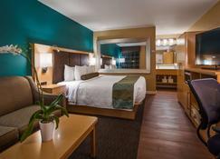 Best Western Plus South Coast Inn - Goleta - Camera da letto