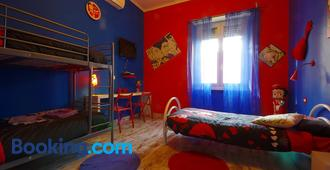Comics Guesthouse - Рим - Спальня