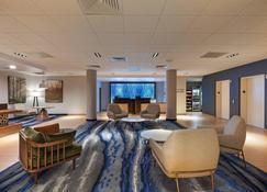 Fairfield by Marriott Inn & Suites Tulsa Downtown Arts District - Tulsa - Lounge