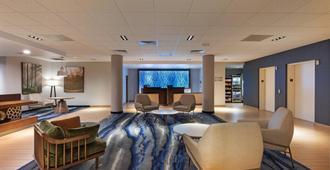 Fairfield by Marriott Inn & Suites Tulsa Downtown Arts District - טולסה - טרקלין
