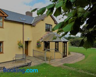 Pwllgwilym Holiday Cottages and B&B - Builth Wells - Building