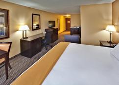 康瑟爾布拉夫斯-會議中心智選假日酒店及套房 - 康索布魯夫斯 - 康瑟爾布拉夫斯 - 臥室