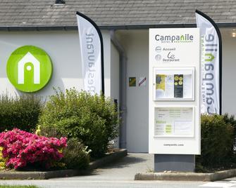 Campanile Brest - Gouesnou Aeroport - Gouesnou - Gebäude