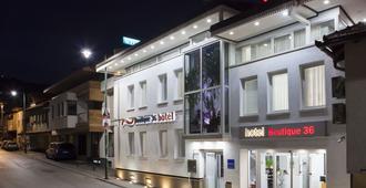 Hotel Boutique 36 - Sarajevo - Edificio